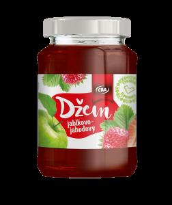 CBA džem jablkovo - jahodový 260 g