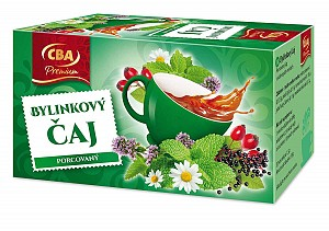 CBA Premium Bylinkový čaj 30 g