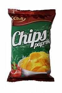 CBA Chips paprika 75 g