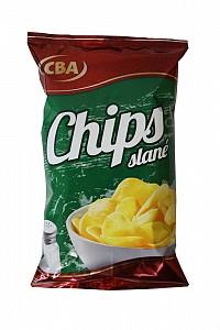 CBA Chips slané  75g