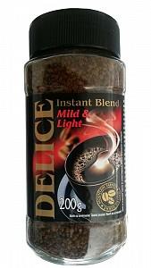 Instantná kávovo-kávovinová zmes DELICE 200g