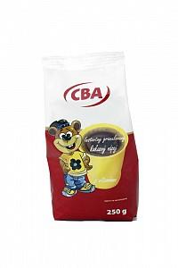 CBA Instantný granulovaný kakaový nápoj s vitamínmi 250 g