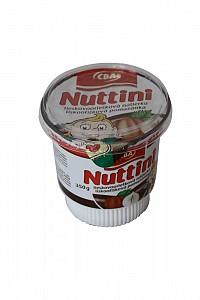 CBA Nuttini lieskovooriešková nátierka 350 g