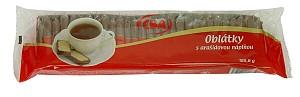 CBA Oblátky s arašidovou náplňou 185,6 g