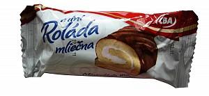 CBA Mini roláda mliečna 30 g