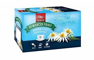 CBA Premium rumanček pravý 30 g