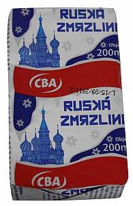 CBA Ruská zmrzlina 200 ml
