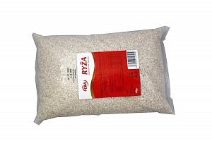 CBA Ryža guľatorznná lúpaná 5 kg