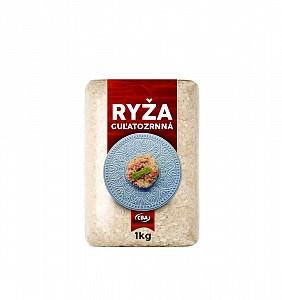 CBA ryža guľatozrnná 1000g diskont