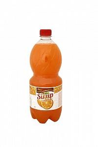 CBA Sirup s príchuťou pomaranč 1 l
