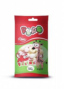 CBA POPO Veselý mix 150 g