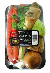 CBA Premium Fresh Garden Zeleninová polievková zmes 500g